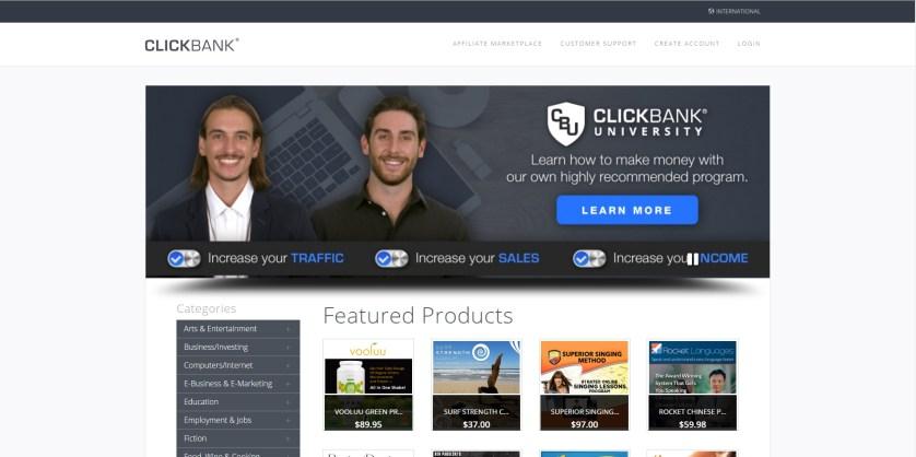 Afiliados-clickbank