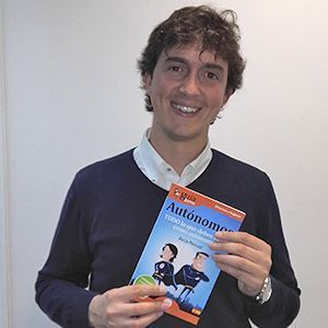 Juan Antonio Rullán, cofundador y CTO de BNEXT ya tiene su GuiaBurros para autónomos