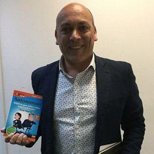 Joaquín Monzó ya tiene su GuíaBurros para autónomos