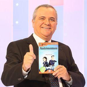 Juanma Romero ya tiene su GuiaBurros para autónomos