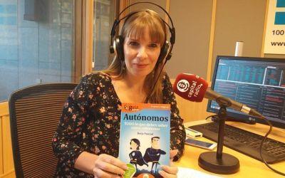 GuiaBurros para autónomos en Franquicia2 (CapitalRadio)