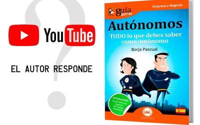 GuíaBurros para autónomos y su autor