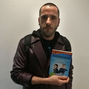 Carlos Otto ya tiene su GuíaBurros para autónomos