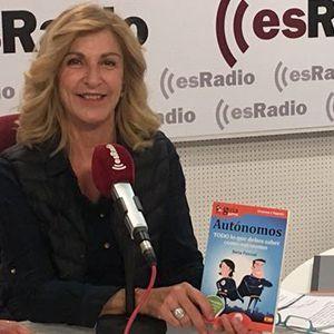 Carmen Tomás ya tiene su GuíaBurros para autónomos