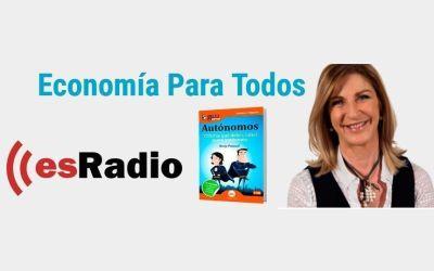 GuíaBurros para autónomos en 'Economía para todos» en esRadio