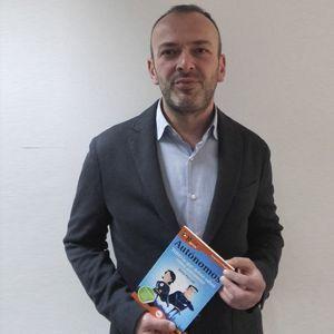 Jaime Estévez ya tiene su GuíaBurros para autónomos