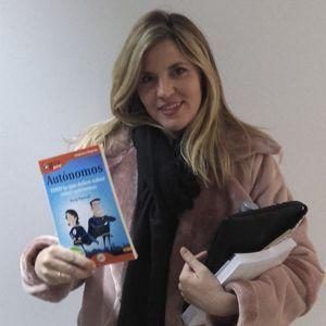 Ana Belén Miquel ya tiene su GuíaBurros para autónomos