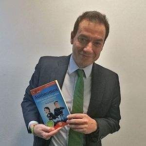 Carlos Rebate ya tiene su GuíaBurros para autónomos