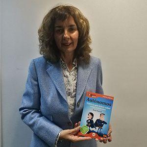 Mónica Pérez de las Heras ya tiene su GuíaBurros para autónomos