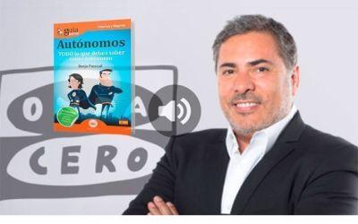 GuíaBurros para autónomos en OndaCero con Alberto Granados