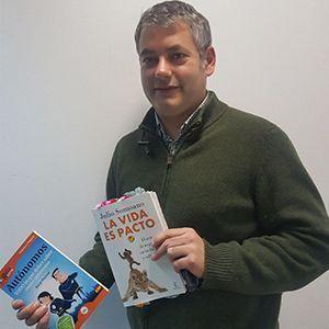Julio Somoano ya tiene su GuíaBurros para autónomos