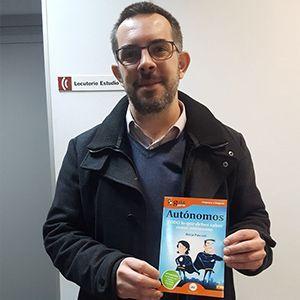 Leandro Pozas ya tiene su GuíaBurros para autónomos