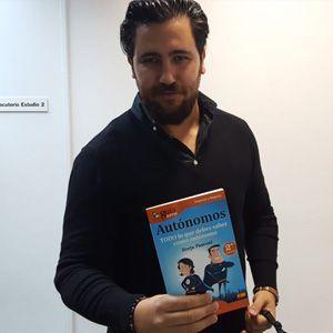 Álvaro Cuadrado ya tiene su GuíaBurros para autónomos