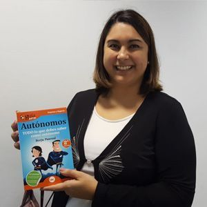 Diana Morato ya tiene su GuíaBurros para autónomos