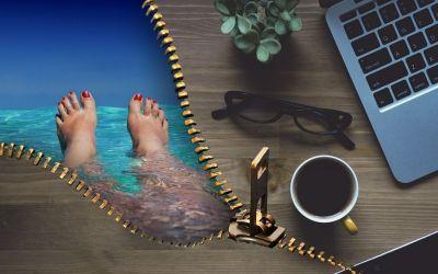 Ser autónomo e irse de vacaciones, ¿posible o imposible?