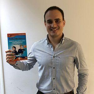 Carlos Gavilán ya tiene su GuíaBurros para autónomos