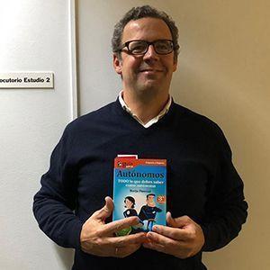 Alejandro Gutierrez Bolivar ya tiene su GuíaBurros para autónomos