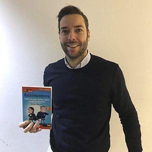 Pablo Lancry ya tiene su GuíaBurros para autónomos