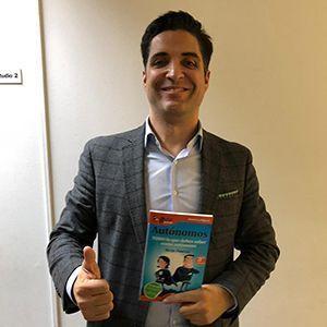 Emilio Corchado ya tiene su GuíaBurros para autónomos