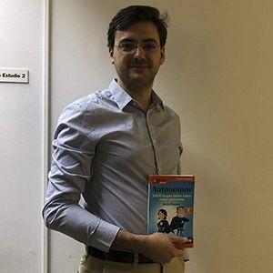 Luis Couto ya tiene su GuíaBurros para autónomos
