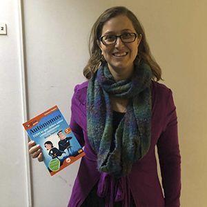 María José Prieto ya tiene su GuíaBurros para autónomos