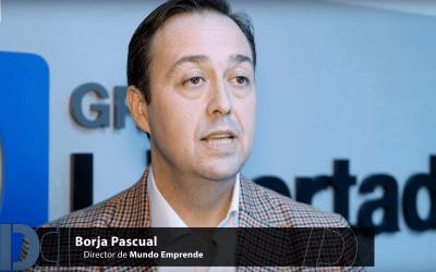 """Borja Pascual y el GuíaBurros Autónomos en """"Diálogos en Libertad"""""""