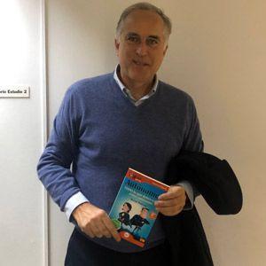 Juan José Martínez ya tiene su GuíaBurros para autónomos