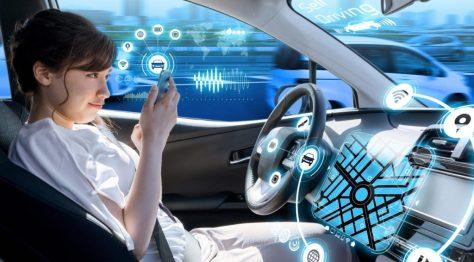 Big Data - Αυτόνομη οδήγηση