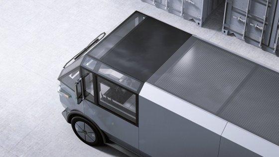 Το Canoo MPDV είναι ένα ευέλικτο ηλεκτρικό όχημα