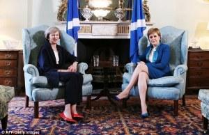 Scotland is a passenger