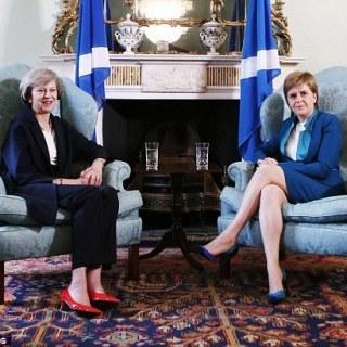May is weaker than Sturgeon.