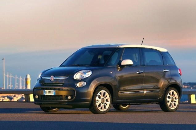 Fiat 500L 09 TwinAir Natural Power 80CV 2013 10
