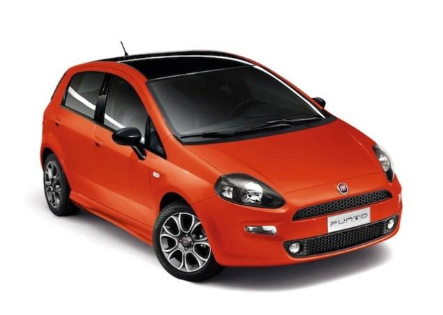 Fiat Punto 2013 07