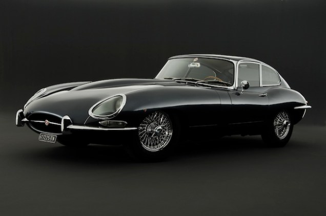 Jaguar E-Type 02