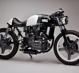 Honda CX500 by Kustom Research