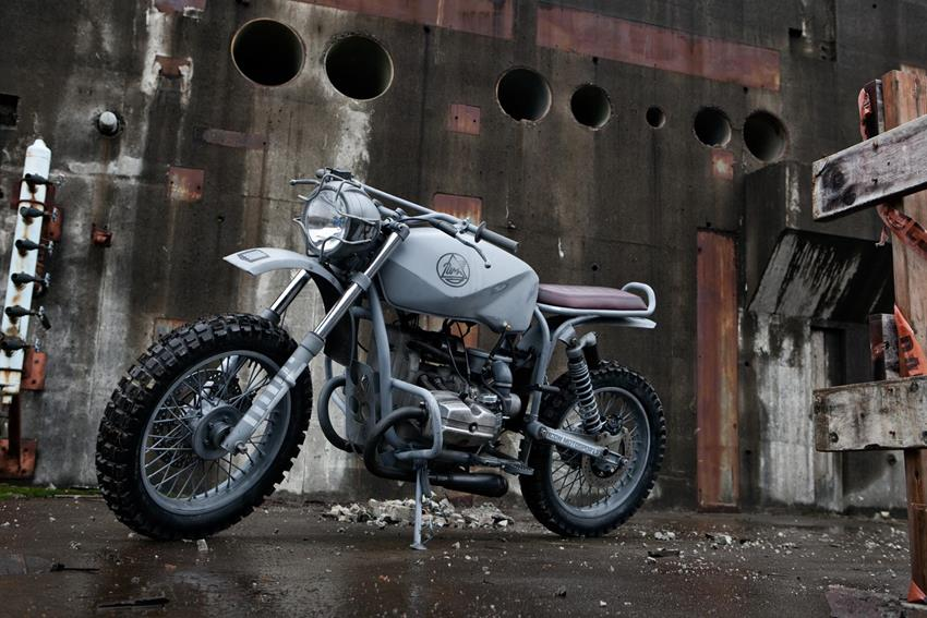 The Quartermaster by ICON1000 and URAL
