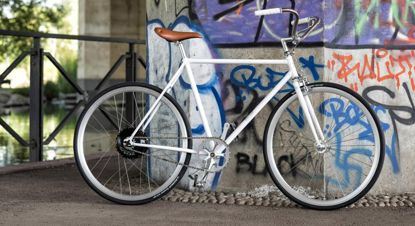 Bike+ Small E-Bike with Prius-Like Hybrid System