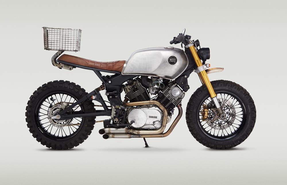 Yamaha XV Free Range 920 by Classified Moto