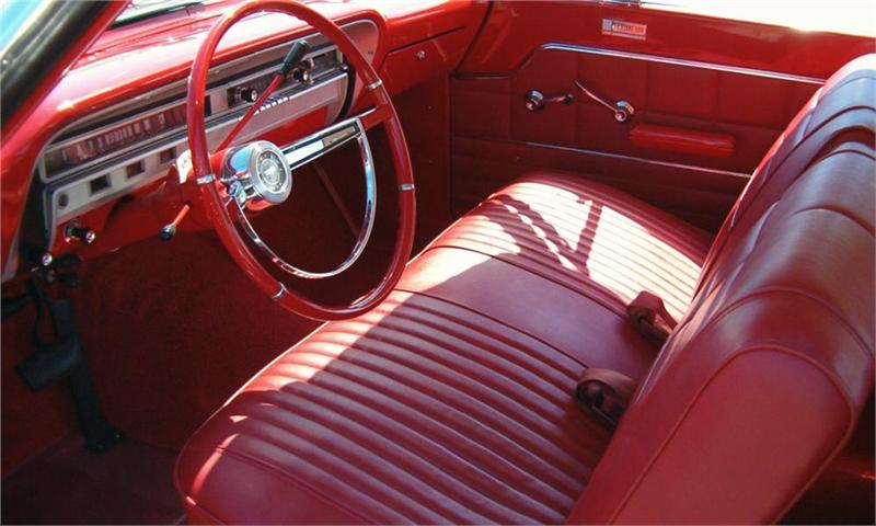 1965 Fairlane Sports Coupe Interior Kit