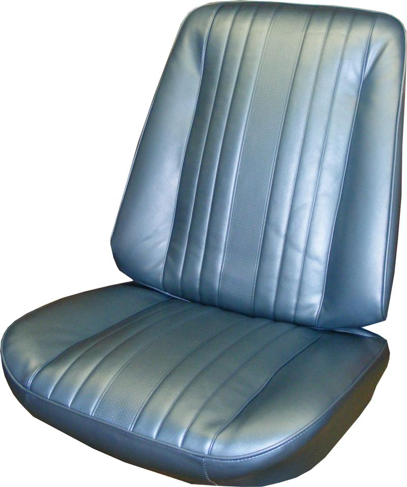 Pre Assembled Bucket Seats US Made 1969 Chevelle El