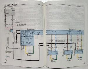 1997 Toyota Corolla Electrical Wiring Diagram Manual US