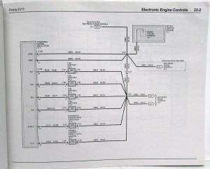 2013 Ford Fiesta Electrical Wiring Diagrams Manual