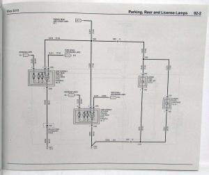 2015 Ford Flex Electrical Wiring Diagrams Manual