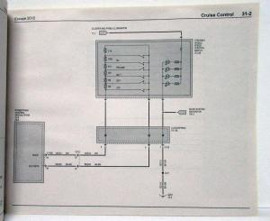 2012 Ford Escape Electrical Wiring Diagrams Manual
