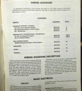 1984 GMC Electrical Wiring Diagram Dealer Manual Medium