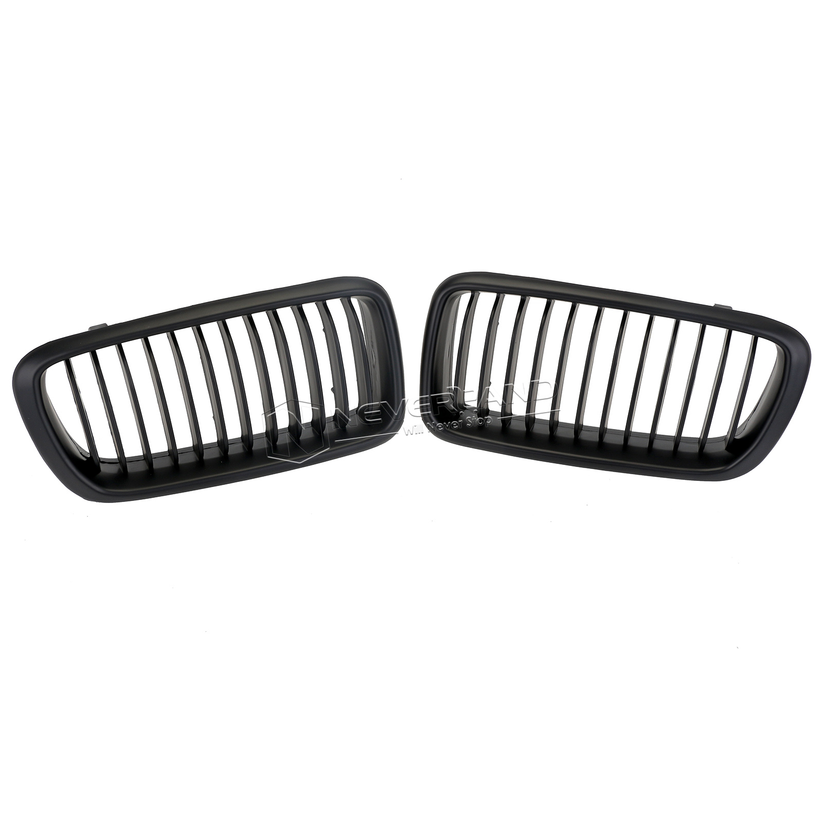 Front Kidney Grilles Mesh For Bmw E38 740 750 4