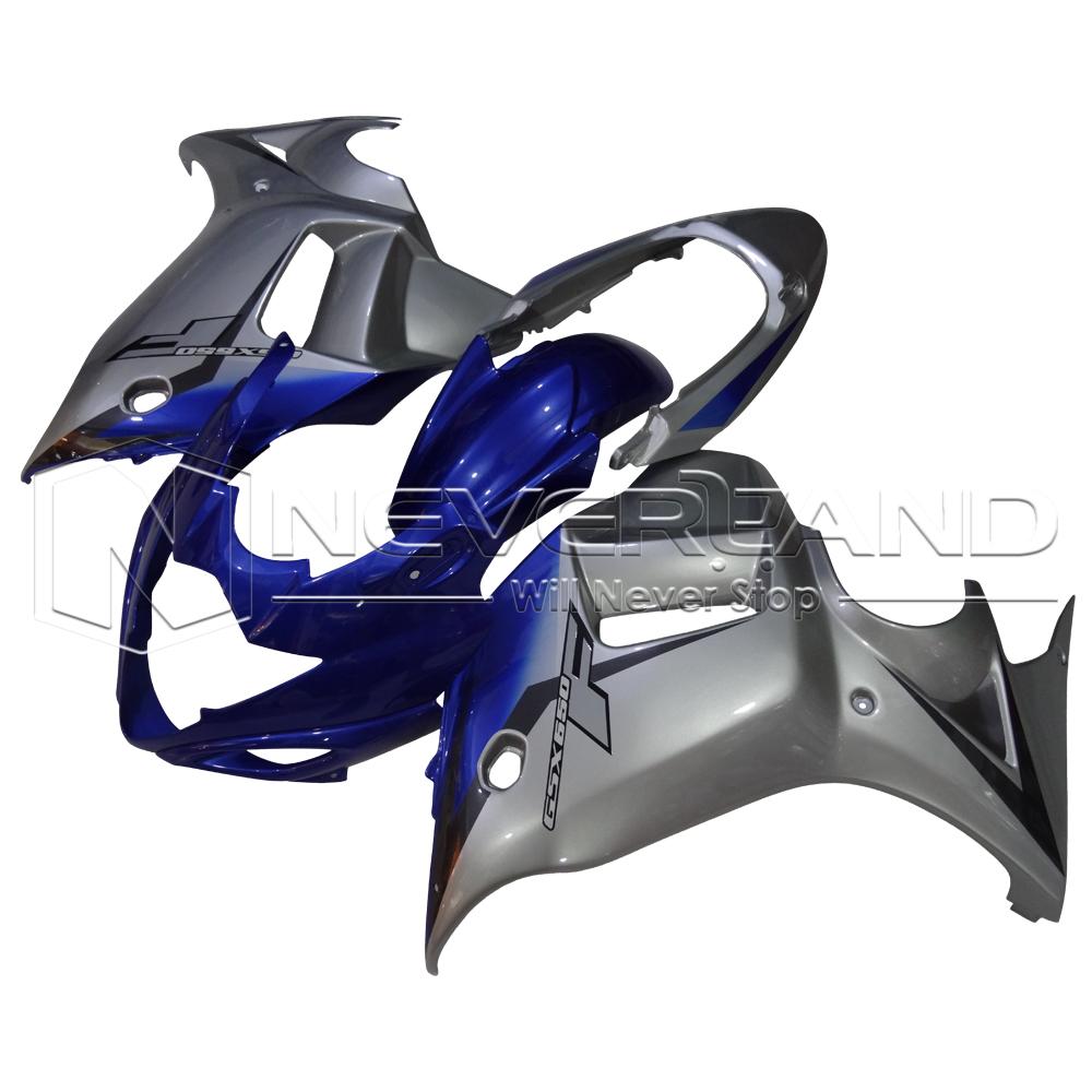 Fairing Bodywork Panels Kit For Suzuki Gsx650f Gsx 650f