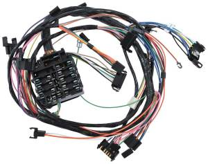 1968 Chevrolet Camaro Parts   Electrical and Wiring