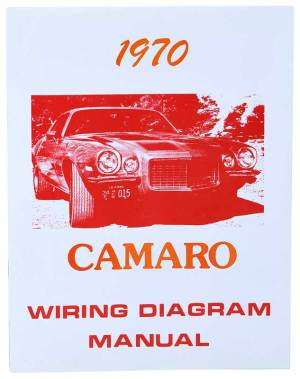 1970 All Makes All Models Parts | L3470 | 1970 Camaro Wiring Diagram | Classic Industries