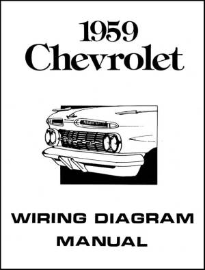 Chevrolet Impala Parts | Literature, Multimedia | Literature | Wiring Diagrams | Classic Industries